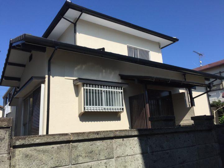 長崎県大村市 外壁塗装