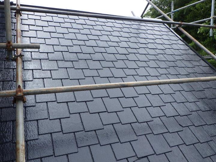 ☆屋根完成☆