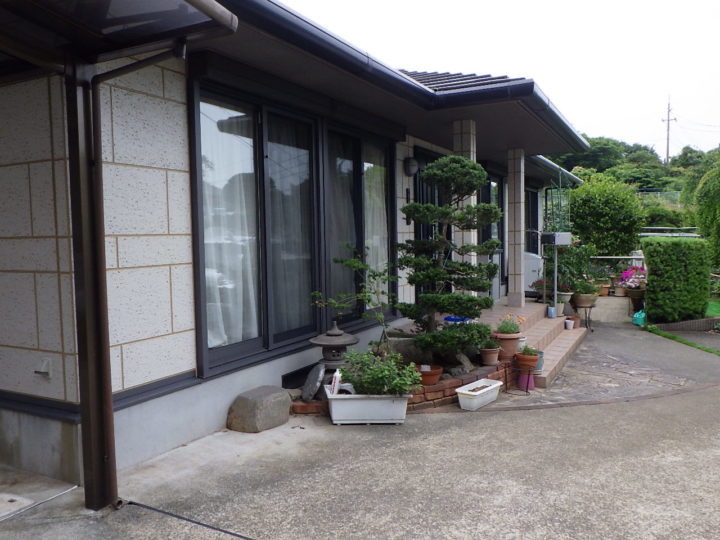 長崎県諫早市 外壁塗装