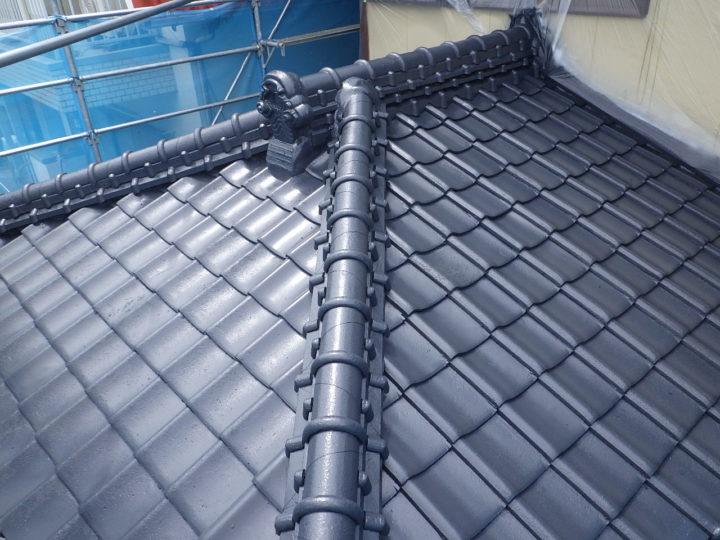 長崎県諫早市 屋根塗装