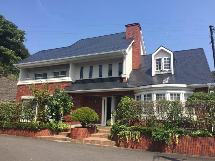長崎県諫早市 外壁塗装+屋根塗装