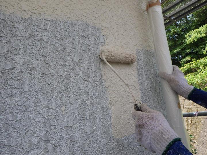 外壁塗装(3回塗り)
