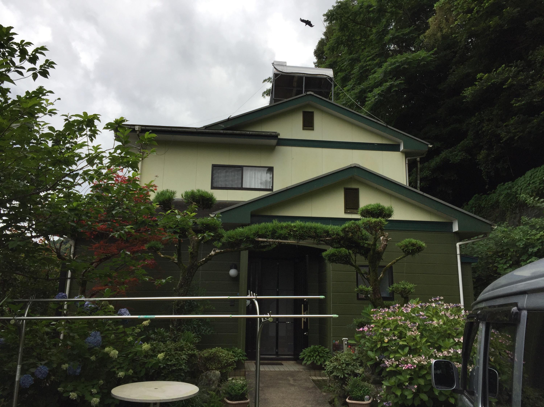 長崎県諫早市 T様 屋根塗装工事