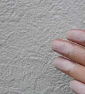 チョーキング 外壁塗装 屋根塗装 諫早市 大村市 劣化診断