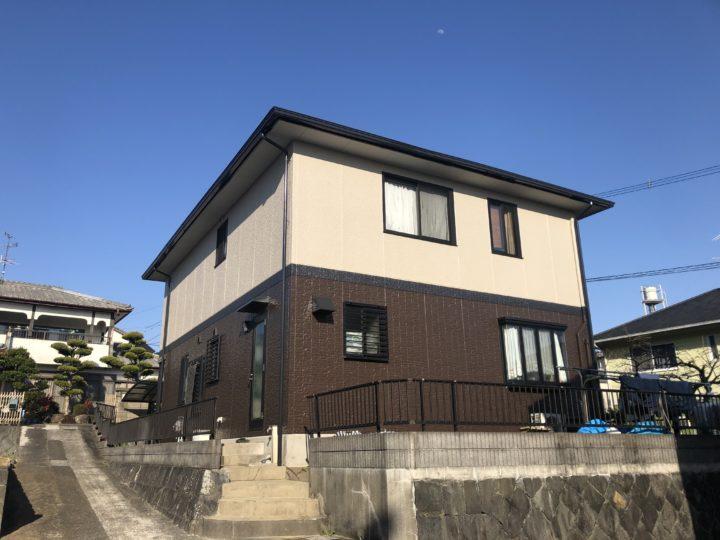 長崎県諫早市 S様邸 屋根塗装+外壁塗装