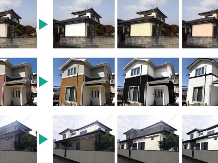 外壁塗装 屋根塗装 塗装 家 リフォーム 諫早市 大村市