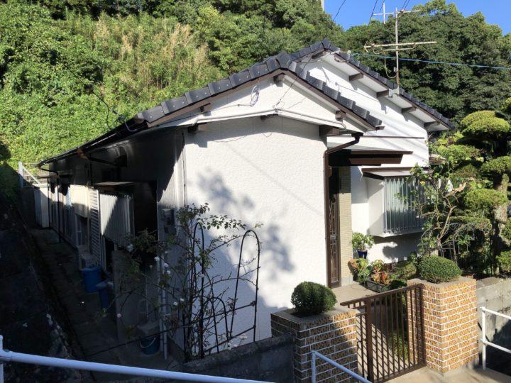 長崎県長崎市宿町 K様邸 外壁塗装 (有)田中塗装