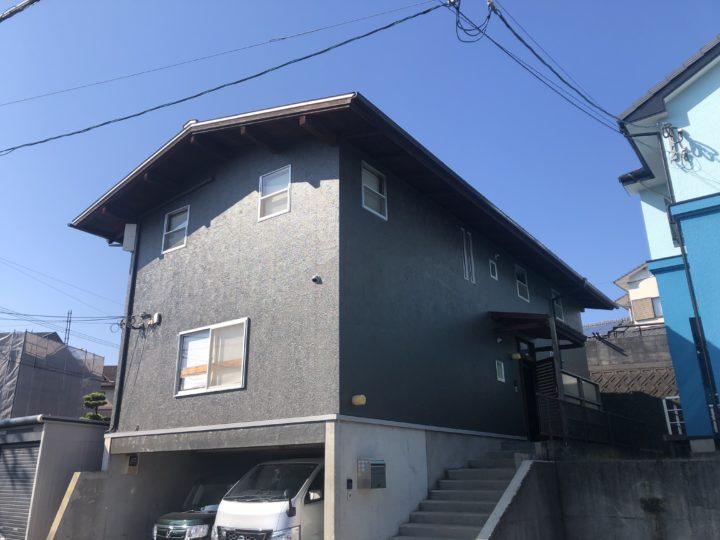 長崎県諫早市青葉台 O様邸 外壁塗装・屋根塗装(有)田中塗装