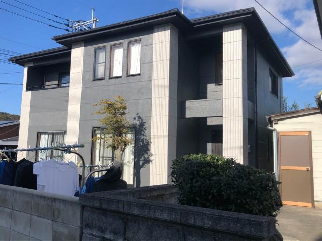 長崎県諫早市森山町 S様邸 外壁塗装・屋根塗装(有)田中塗装