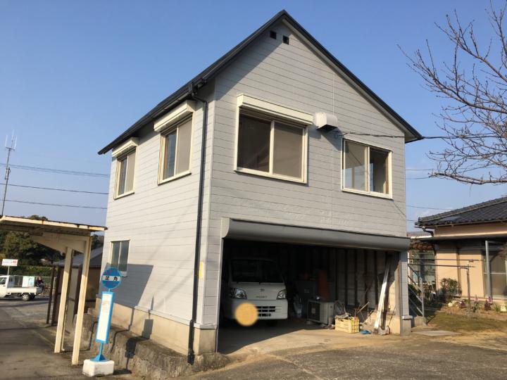 長崎県諫早市多良見町 S様邸 外壁塗装・屋根塗装(有)田中塗装