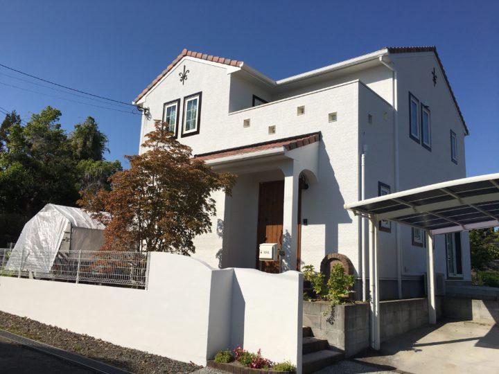 長崎県大村市玖島 M様邸 屋根塗装・外壁塗装(有)田中塗装