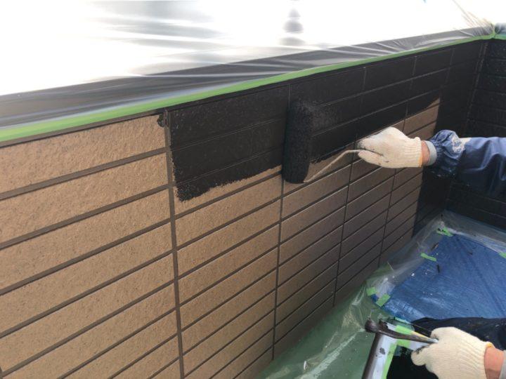 ベランダ外壁塗装