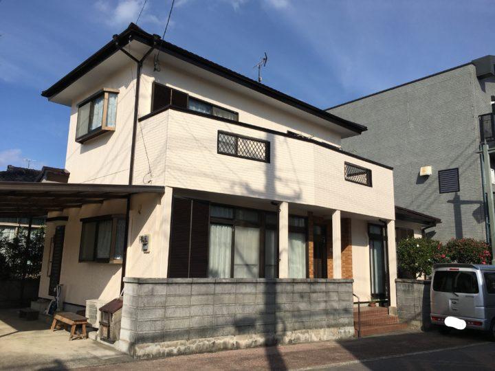 長崎県大村市本町 I様邸 屋根塗装・外壁塗装(有)田中塗装