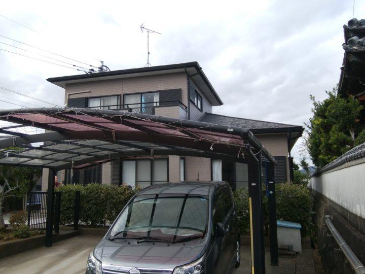長崎県諫早市青葉台 T様邸 屋根塗装・外壁塗装(有)田中塗装