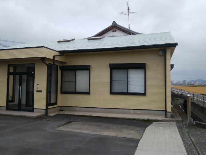 長崎県諫早市幸町 K様邸 屋根塗装・外壁塗装(有)田中塗装
