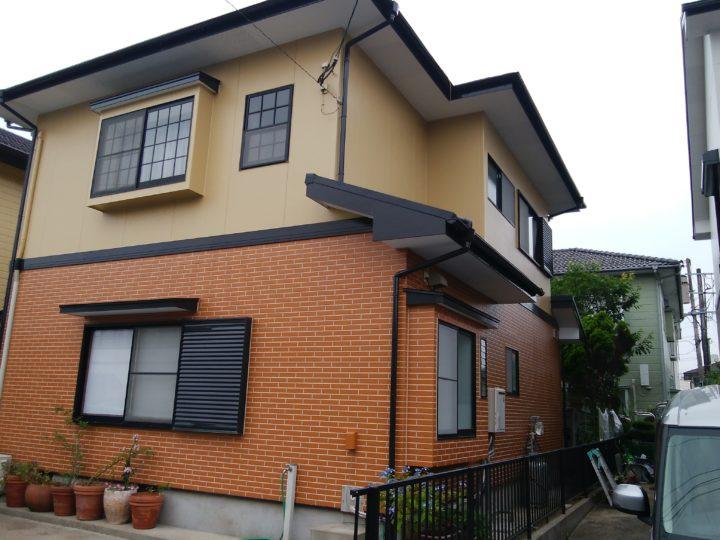 長崎県幸町 Y様邸 外壁塗装(有)田中塗装