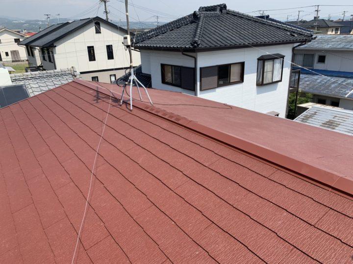 長崎県大村市 H様邸 屋根塗装・外壁塗装(有)田中塗装