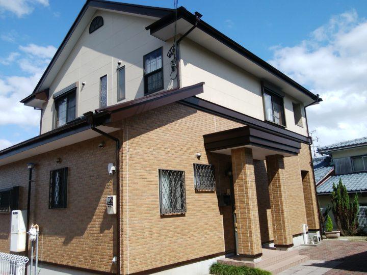 長崎県諫早市西栄田 Y様邸 屋根塗装・外壁塗装(有)田中塗装