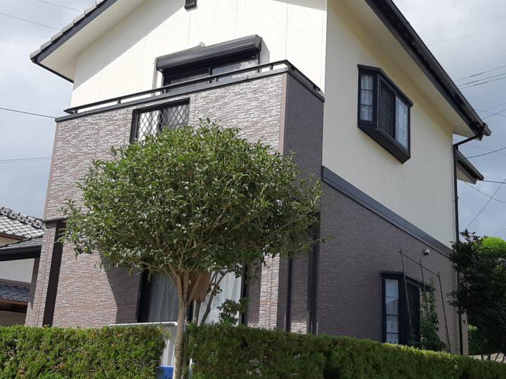 長崎県諫早市高来町 H様邸 屋根塗装・外壁塗装(有)田中塗装