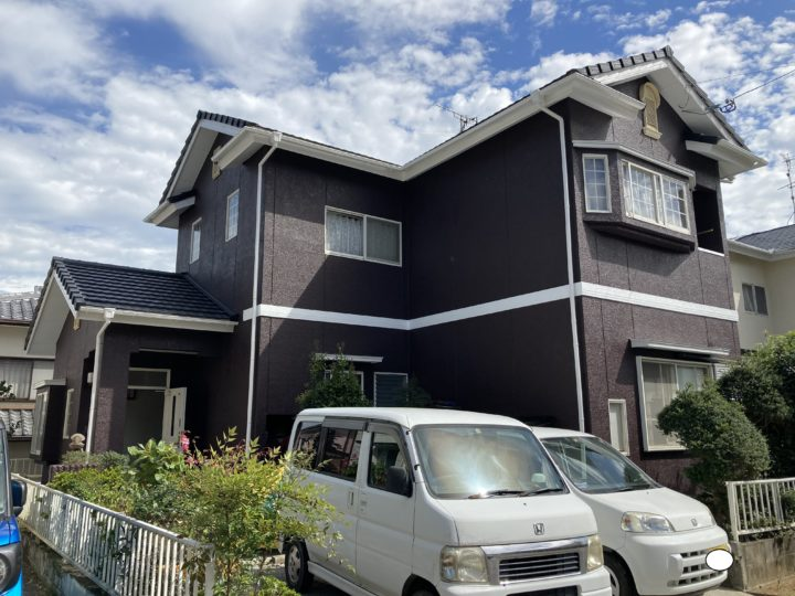長崎県諫早市 S様邸 屋根塗装・外壁塗装(有)田中塗装