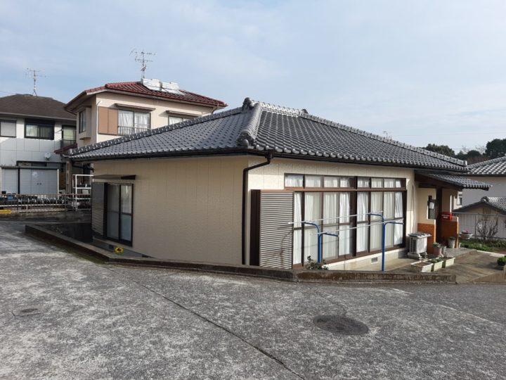 長崎県諫早市日の出町 M様邸 屋根塗装・外壁塗装(有)田中塗装