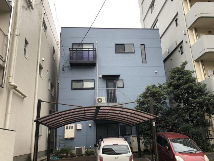 諫早市天満町 A様邸 屋根塗装・外壁塗装(有)田中塗装