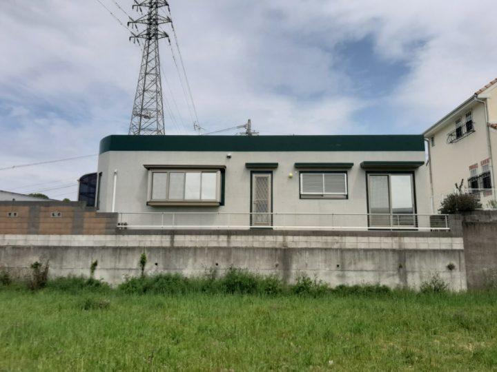 長崎県大村市水計町 N様邸 屋根塗装・外壁塗装(有)田中塗装